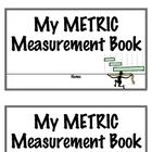 Learning Metric Measurement Student Book Printable