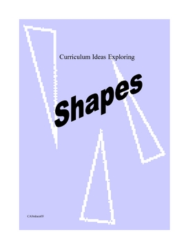 Learning Shapes curriculum