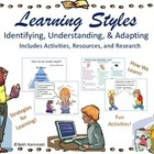 Learning Styles: Identifying, Understanding, and Adapting