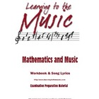 Learning To The Music (Volume 1) - Workbook and Lyrics
