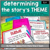 Learning about THEME in Literature