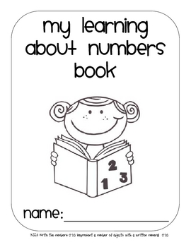 Learning about numbers
