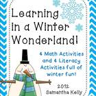 Learning in a Winter Wonderland - Math and Literacy