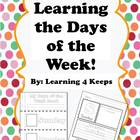 Learning the Days of the Week Pack