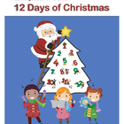Learning to Count with the 12 Days of Christmas