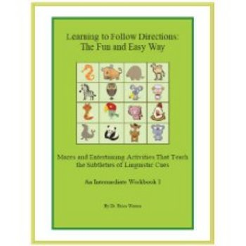 Learning to Follow Directions the Fun & Easy Way: Intermed