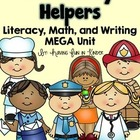Learning with Community Helpers - A Common Core Literacy a