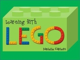 Learning with Lego ~ Center Activities and Printables