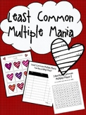 Least Common Multiple Mania