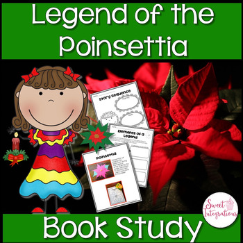 Legend of the Poinsettia - Book Study