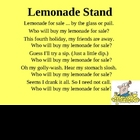 Lemonade For Sale Power Point