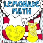Lemonade Math Activities and Centers
