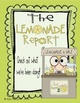 Lemonade Organizational Binder