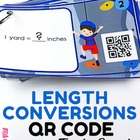 Length Conversions Rock Climbing QR Code Fun