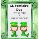 Leprechaun Float: How To Make A Leprechaun Float