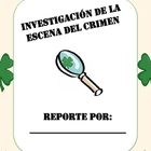 Leprechaun Visit - &quot;Crime Scene Investigation&quot; (Bilingual)