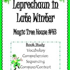 Leprechaun in Late Winter Unit: Vocab, Comprehension, Sequ