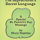 Leprechaun's Secret Language