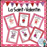 Les Cartes de Saint Valentin - Valentine's Day Cards in French
