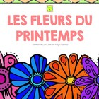 Les Fleurs du Printemps - The Flowers of Spring - Activiti