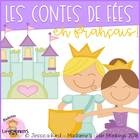Les contes de fees: A Fairy Tale Themed Math and Literacy 