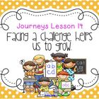 Lesson 14: Houghton Mifflin Journeys 3rd grade for SMART Board
