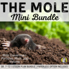 Lesson Plan Bundle: The Mole - Homeworks, Power Points, an