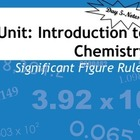 Lesson Plan: Introduction to Significant Figures - Rules a