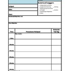 Lesson Plan Template-Blue