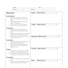 Lesson Plan Template for ALL Foreign Language Teachers!