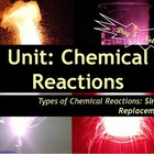 Lesson Plan: Types of Reactions - Single Replacement