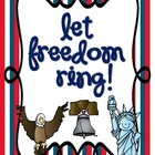Let Freedom Ring- American Symbols Packet