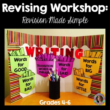 Let the Revising Begin- Revision Made Simple