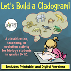 Let&#039;s Build A Cladogram!  (Classification, Taxonomy, Cladistics)