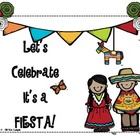 Let's Celebrate It's a Fiesta!
