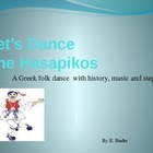 Let's Dance-Hasopikos, A Greek Dance