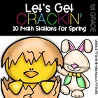 Let's Get Crackin'! {10 Hands-On Math Centers for Spring}