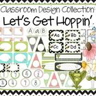 &quot;Let&#039;s Get Hoppin&quot; Classroom Design Collection