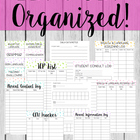 Let&#039;s Get Organized!