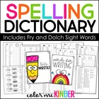 Let's Get Writing! Student Dictionary & Writing Reference Pack