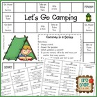 Let&#039;s Go Camping--Commas in a Series