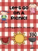 Let&#039;s Go On A Picnic  Sorting Game for K and G Sounds Spee