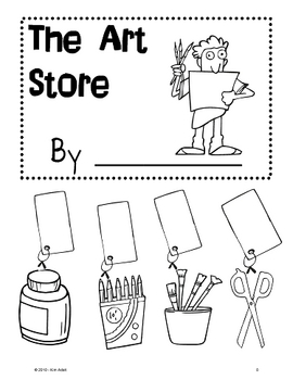 Let's Go Shopping - Little Books for Counting Money