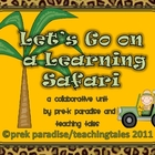 Let's Go on a Learning Safari