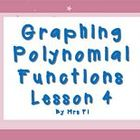 Let's Graph Polynomial Functions
