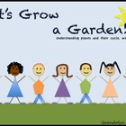 Let&#039;s Grow a Garden (book included)