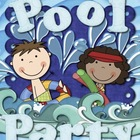 Let's Have a Pool Party Literacy Centers