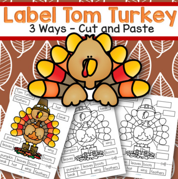 Let's Label Tom Turkey