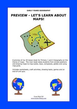 Let's Learn About Maps