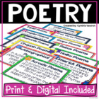 Let&#039;s Learn About Poetry {Common Core Standard 10}
